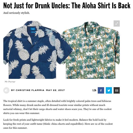 Esquire.com - May 2017