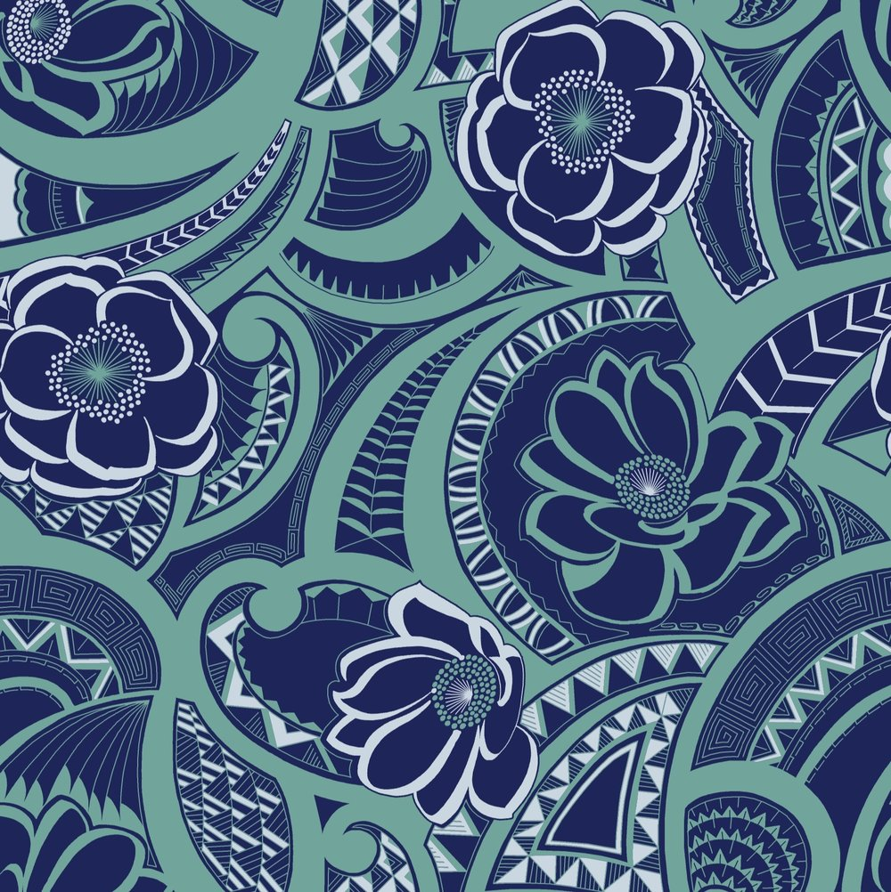 Floral Tattoo Print_colorway133.jpg