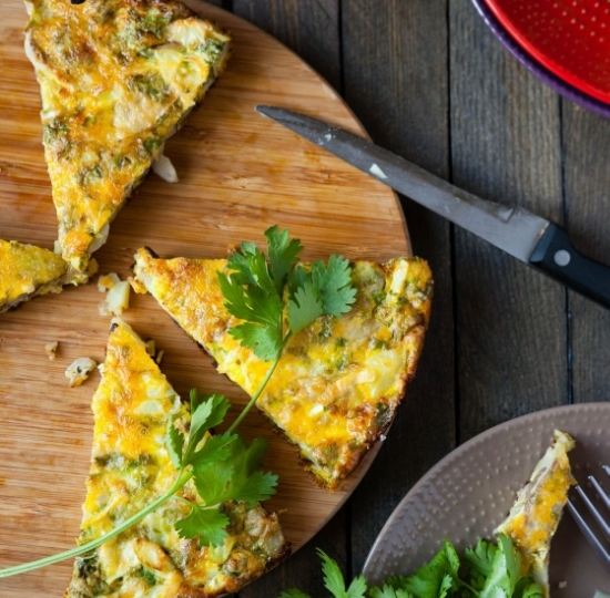 Fertility Frittata