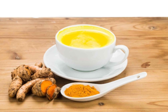 Golden Milk - Turmeric for Fertility