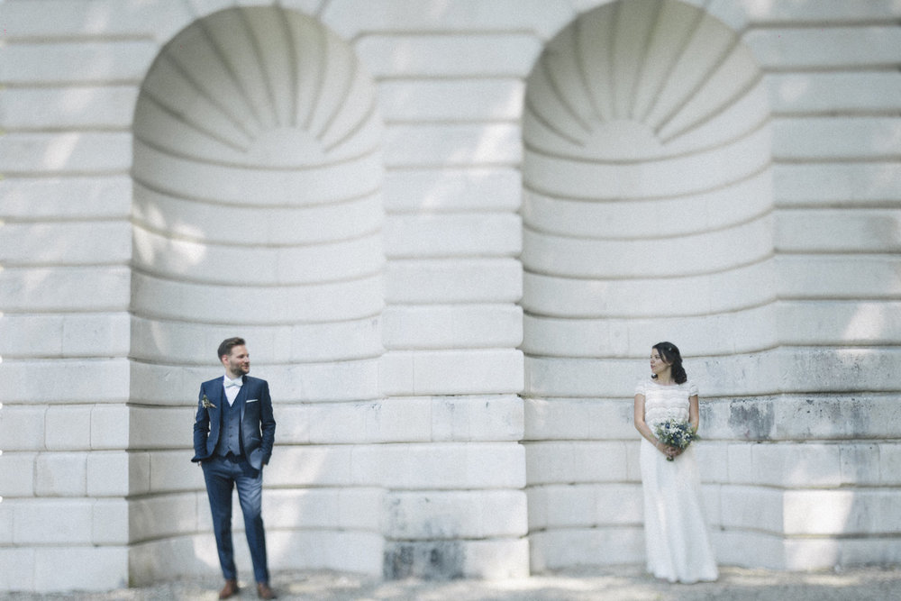 Pauline & Sylvain - Wedding in Bourgognes