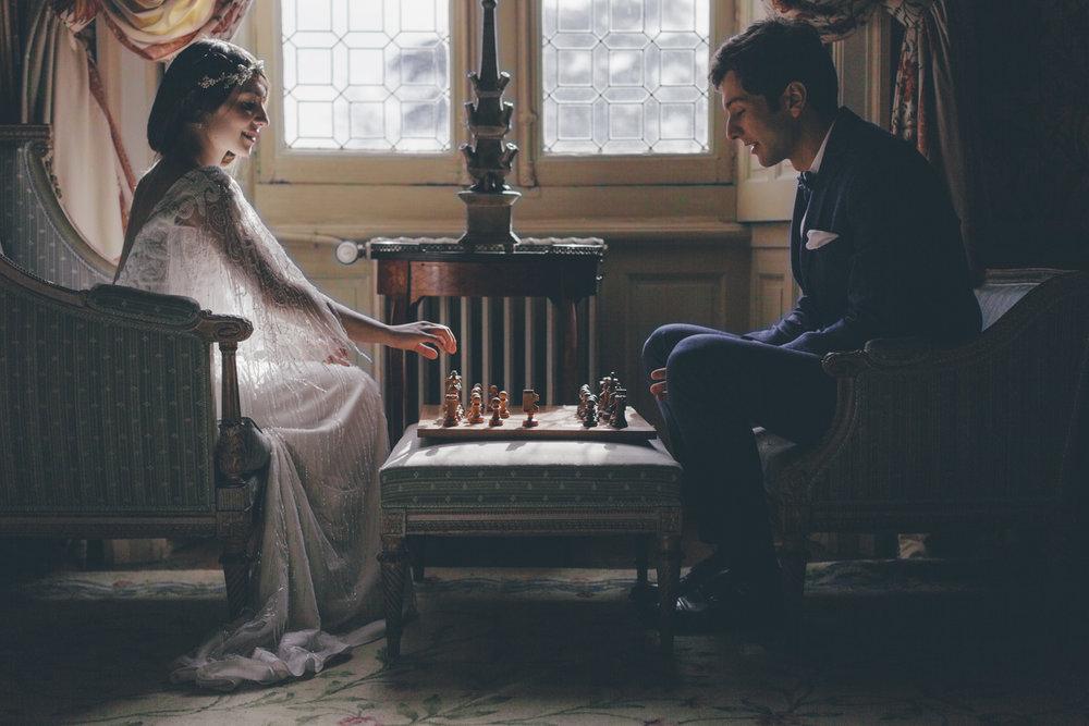 Selin & Xavier - Wedding in French castle