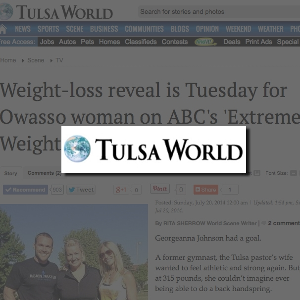 Tulsa World EWL Episode Airing Story
