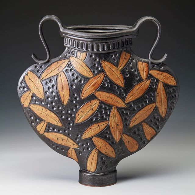 So excited to announce that our featured artists for 2017 are Jim and Shirl Parmentier - see more of their work at www.parmentierpottery.com and be sure to stop by and meet them at the festival!  @parmentierpottery