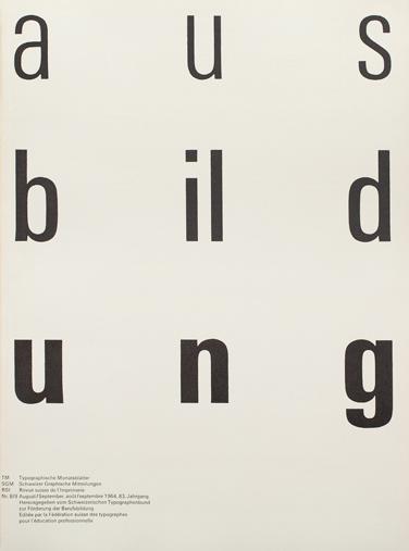 TM 1964 by Emil Ruder