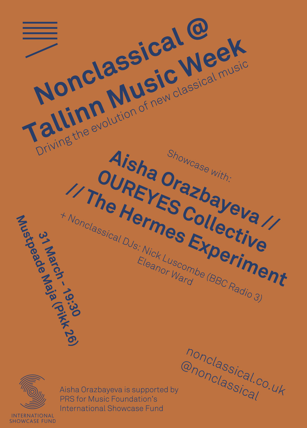 Nonclassical at Tallinn Music Week