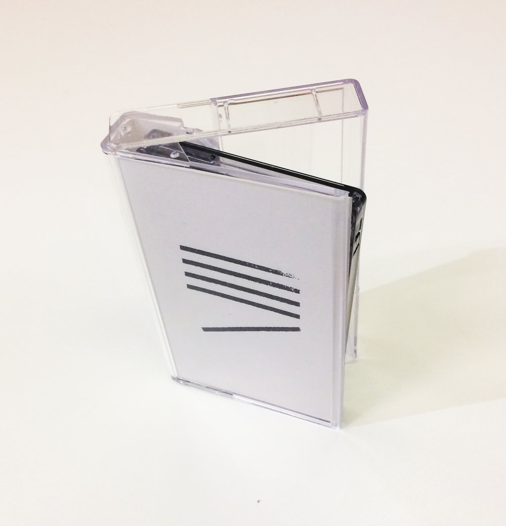 Limited edition cassettes of Nonclassical's latest EP: Outside the Lines - Vol. 1