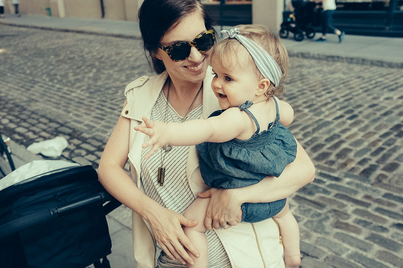 dumbo brooklyn things to do with kids zara maxi dress june and january headbands