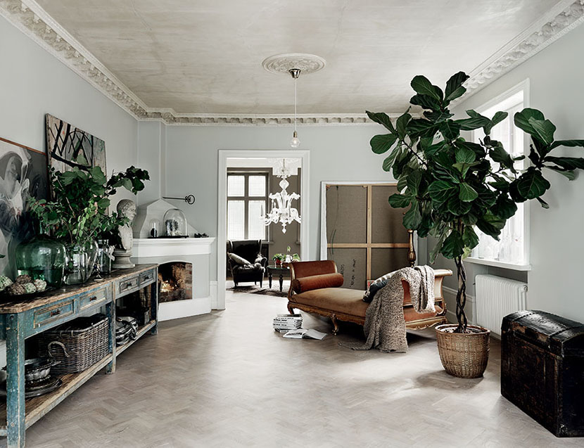 scandinavian home tour   malin persson