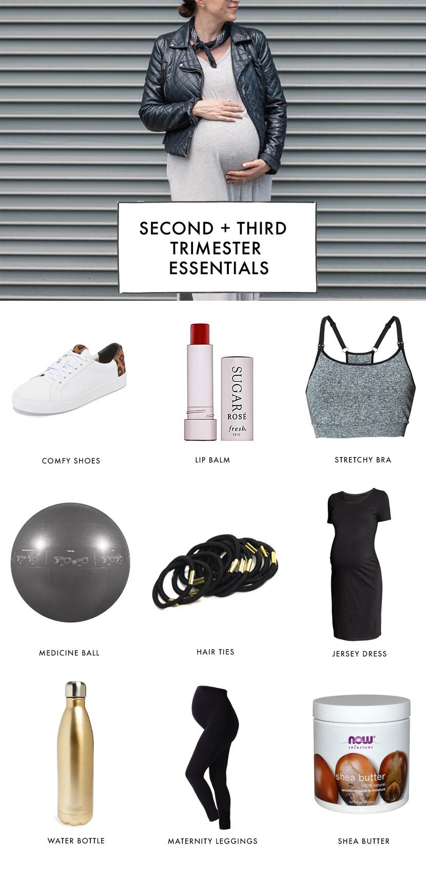 pregnancy essentials second third trimester