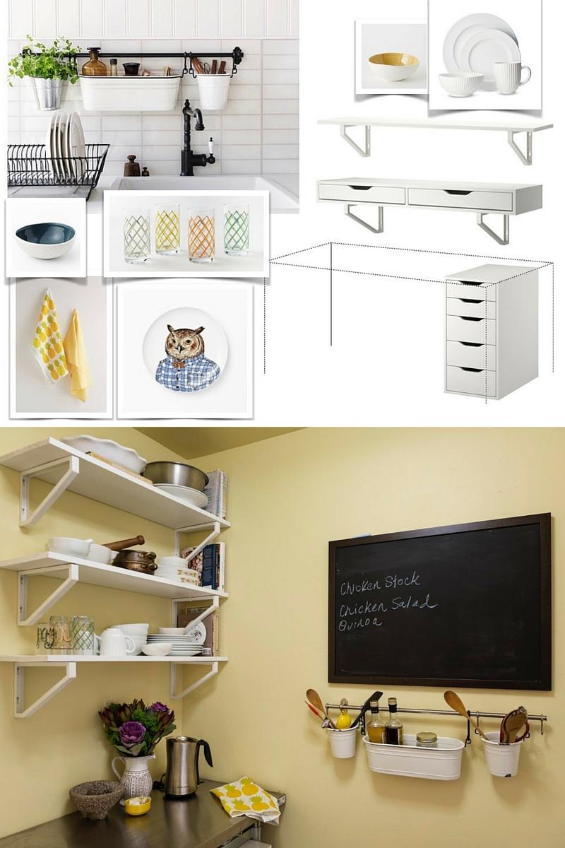 Inspiration & Realization kitchen