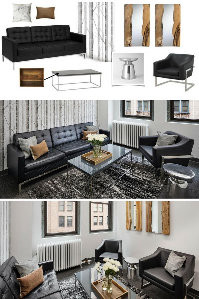 Modern Organic Lounge