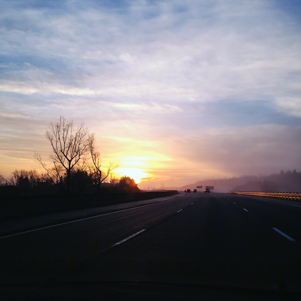 Beatiful sunrise