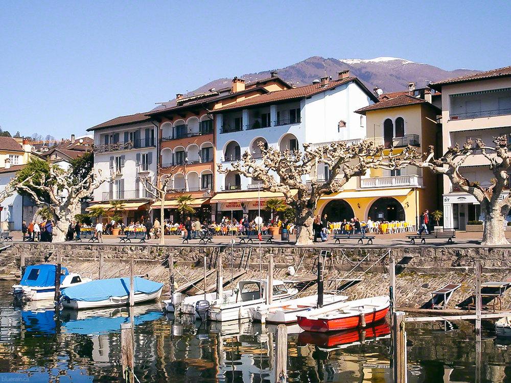 Ascona - Ticino, Switzerland
