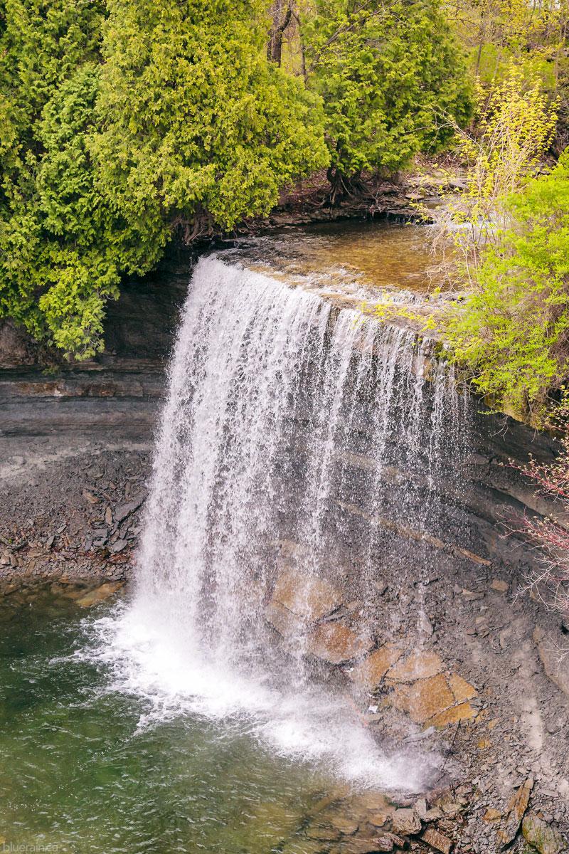 Bridal Veil Falls - Kagawong, Manitoulin Island