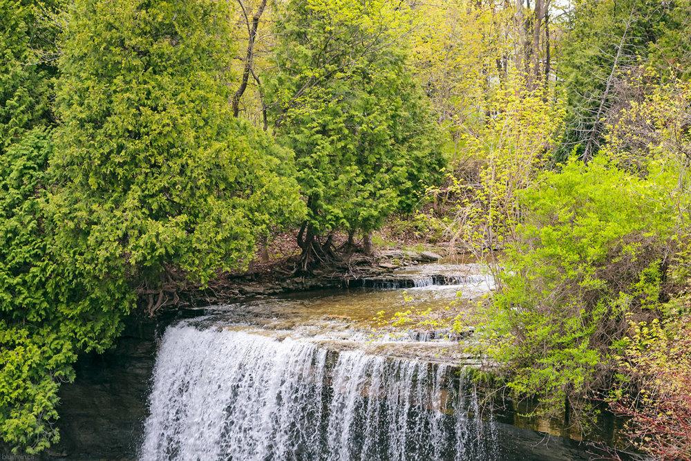 manitoulin-island-ontario-canada-kagawong-bridal-veil-falls-spring-waterfall