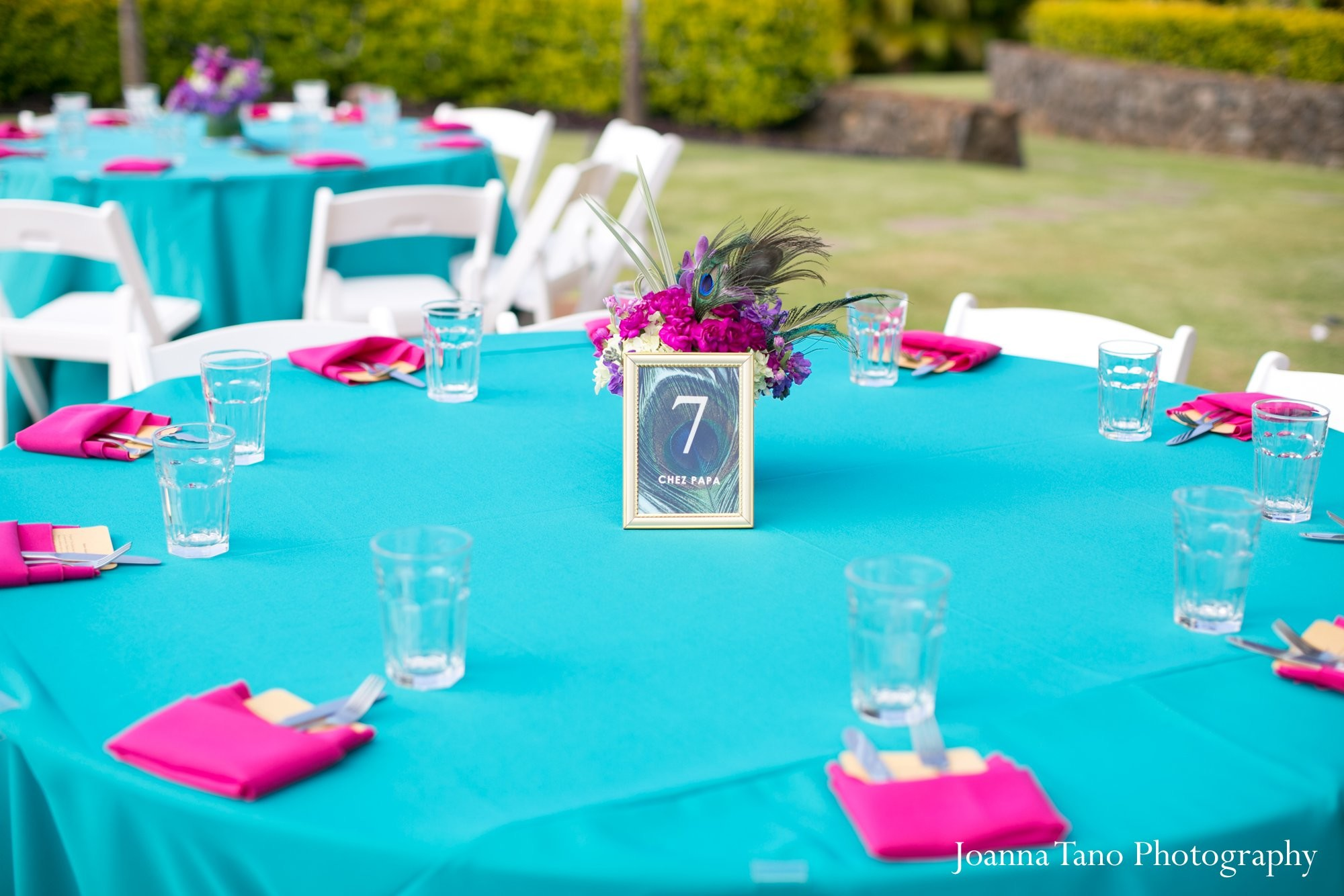 Turquoise Fuchsia Wedding: Maharani Weddings & Dellables