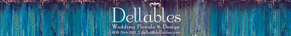 Dellables Wedding Design & Florals