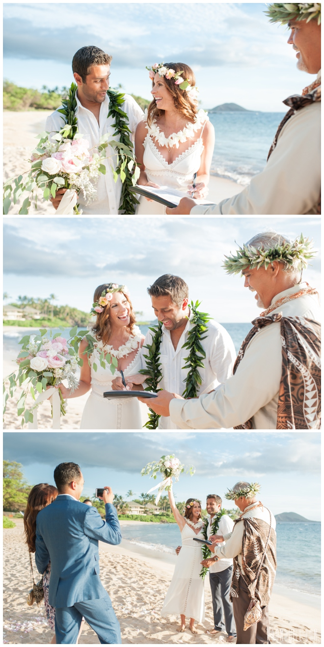 Simple Maui Weddings
