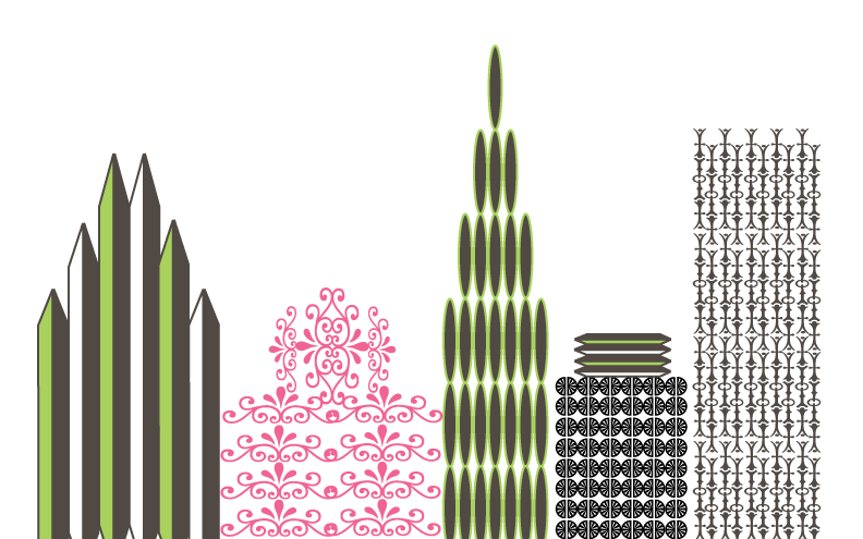 Patterned Skyline