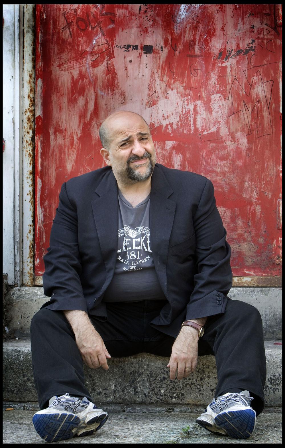 Omid Djalili, comedian