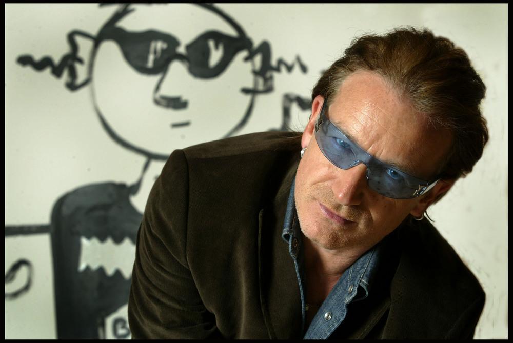 Bono, musician