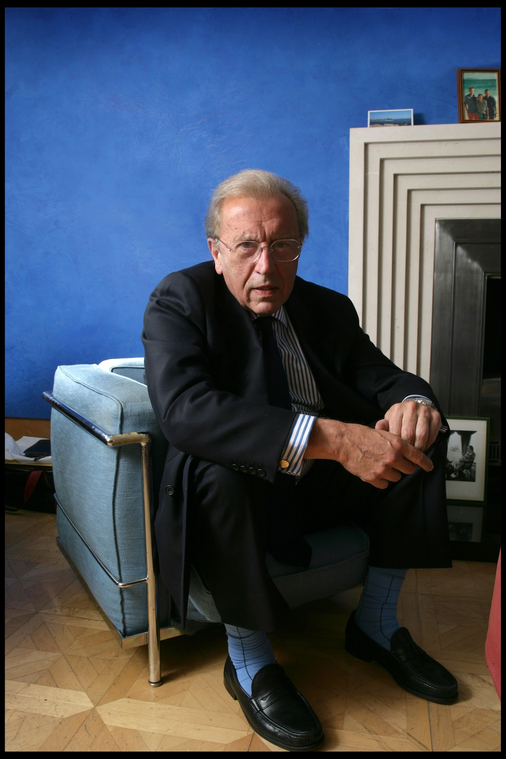 Sir David Frost, journalist