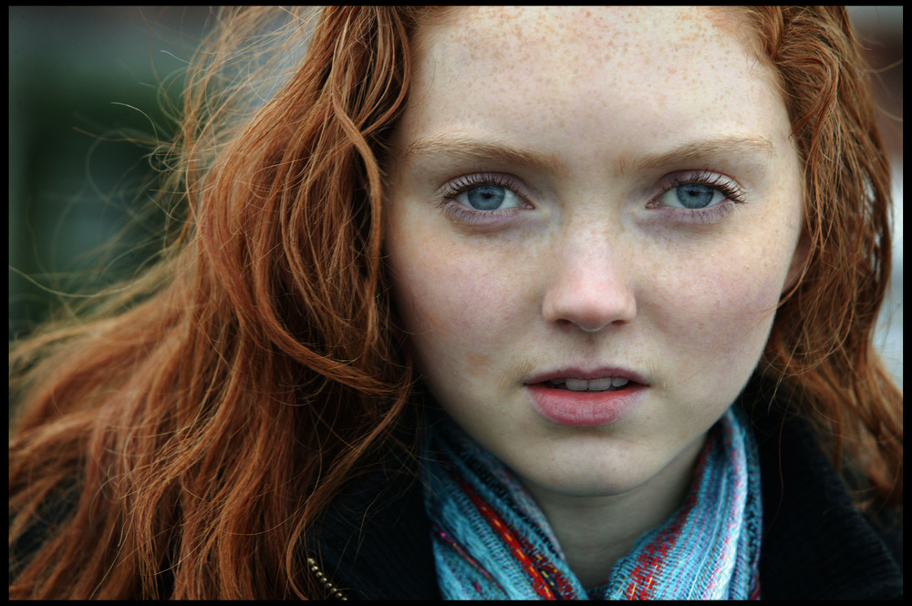 Lily Cole, actress, model