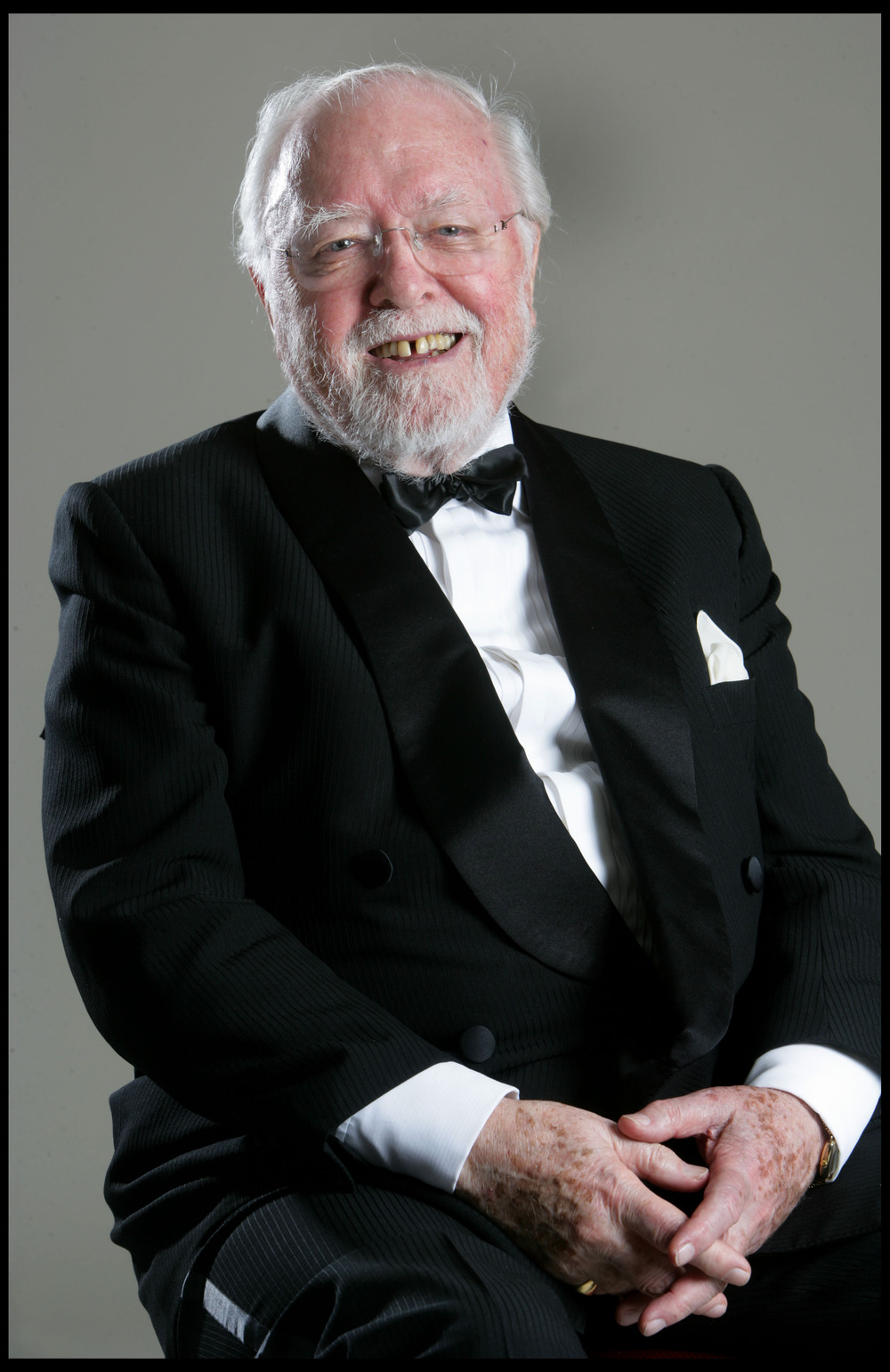Sir Richard Attenborough, film maker