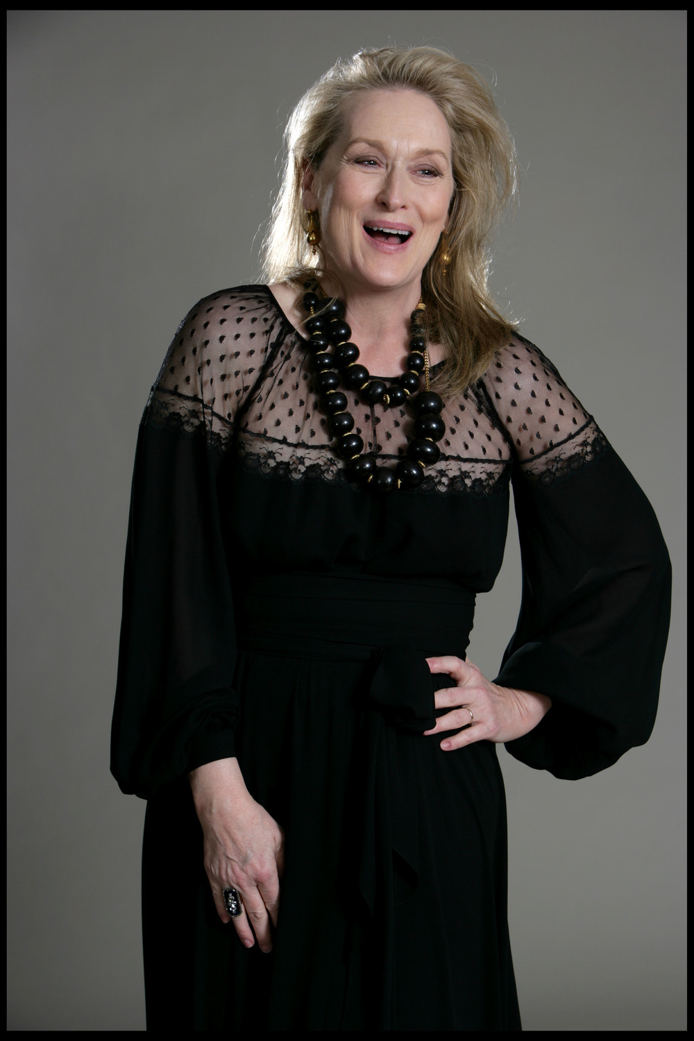 Meryll Streep, actress