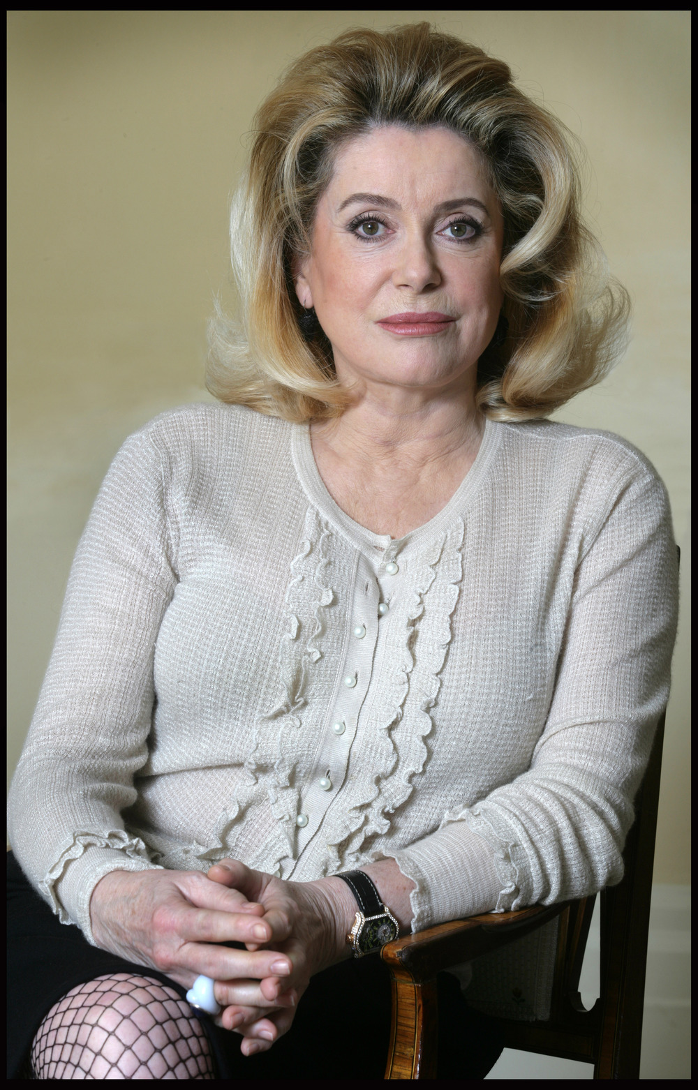 Catherine Deneuve, actress