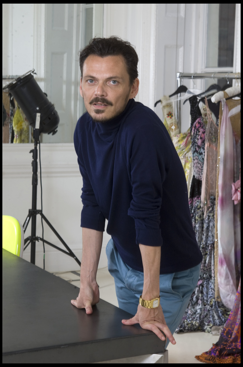 Matthew Williamson, fashion designer