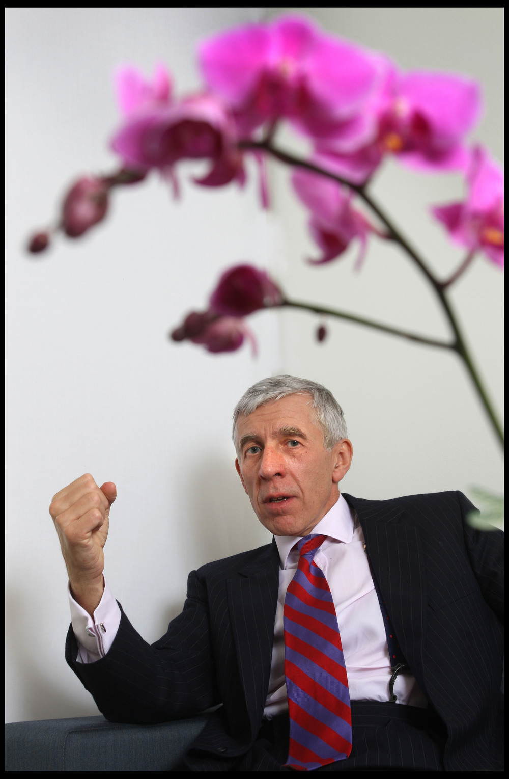 Jack Straw, politician