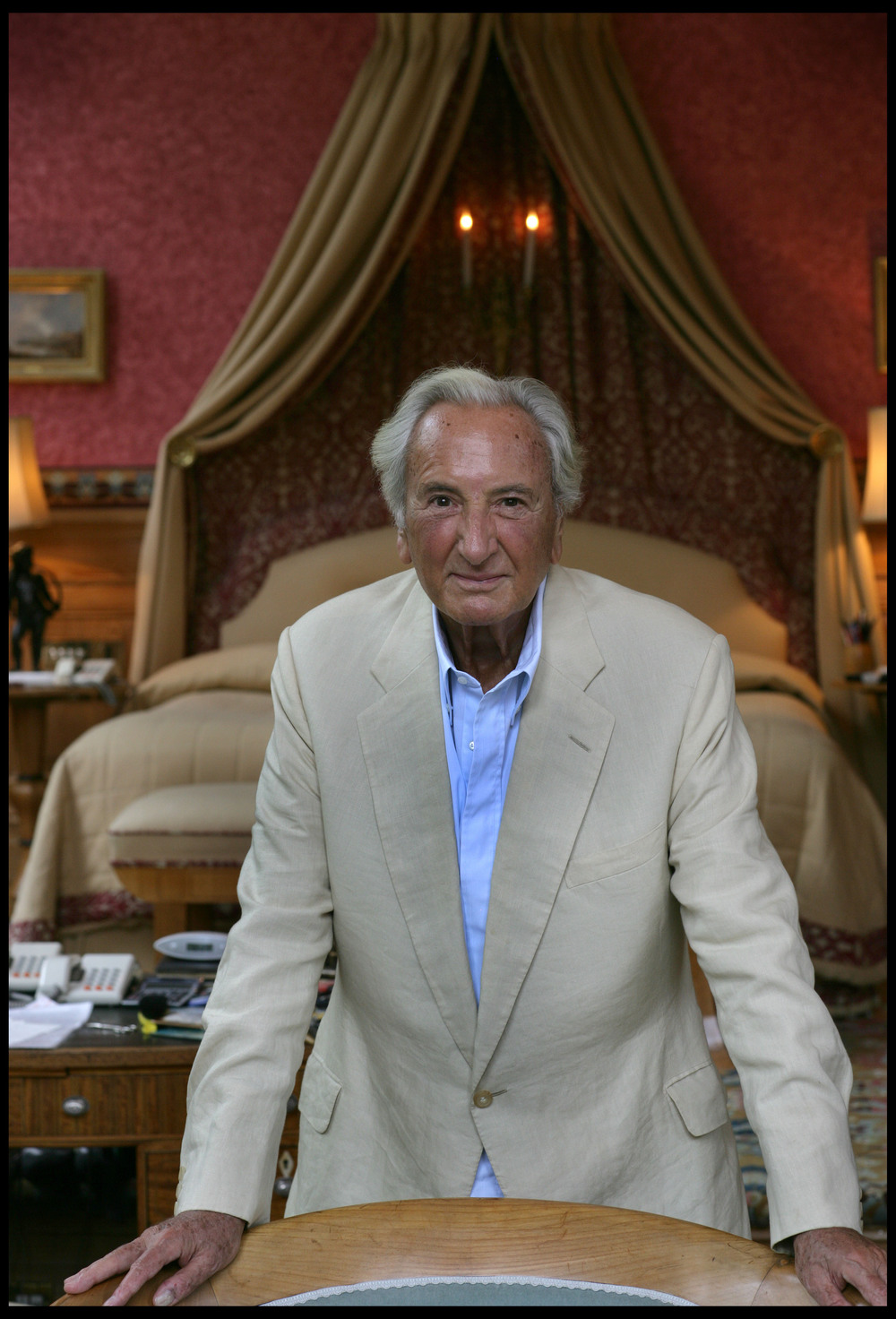 Michael Winner, film director