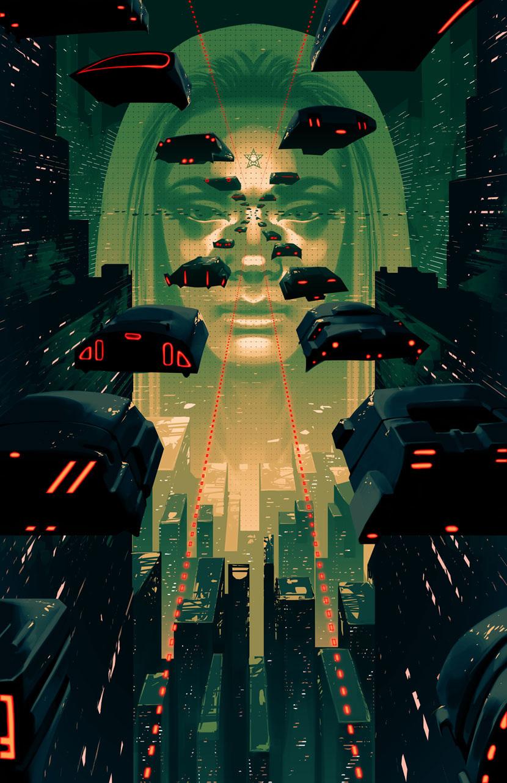 FUTURA by Billy Nunez