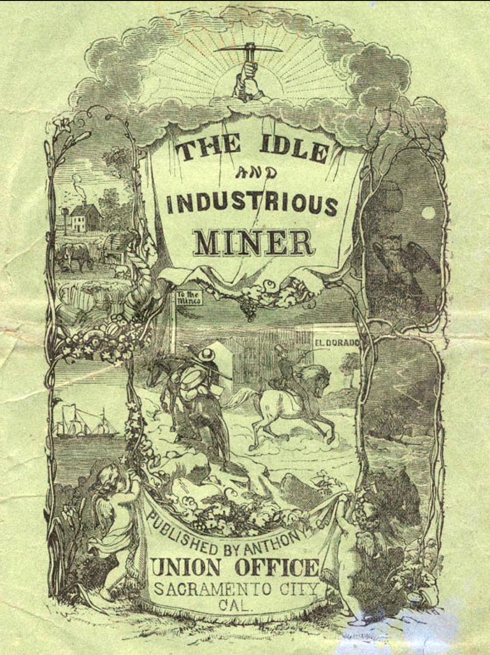 Nahl Idle and Industrious Miner Cover.jpg