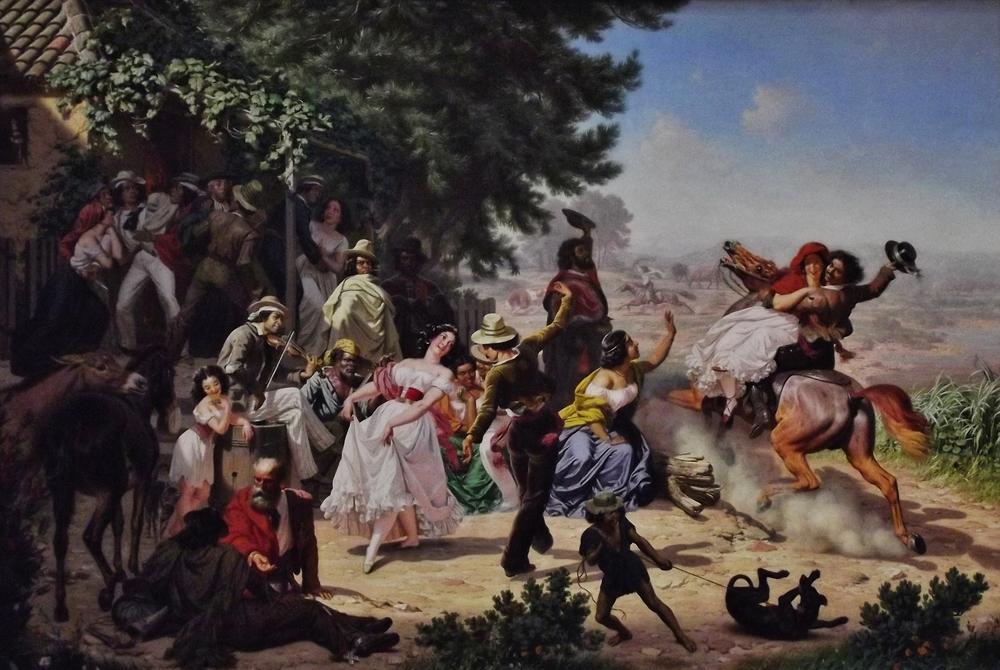 The Fandango, 1873