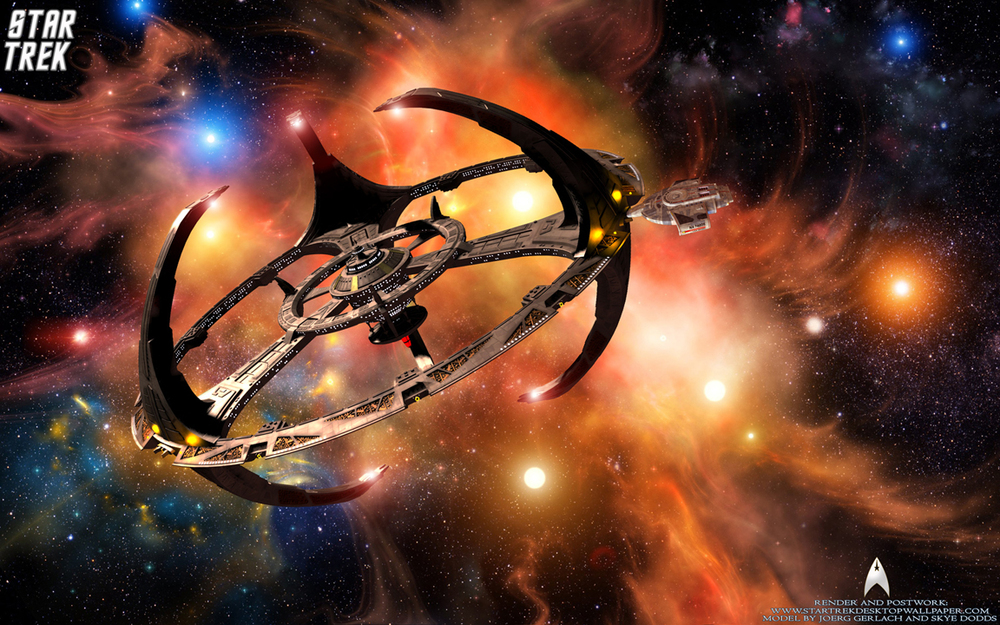 Star Trek Space Station