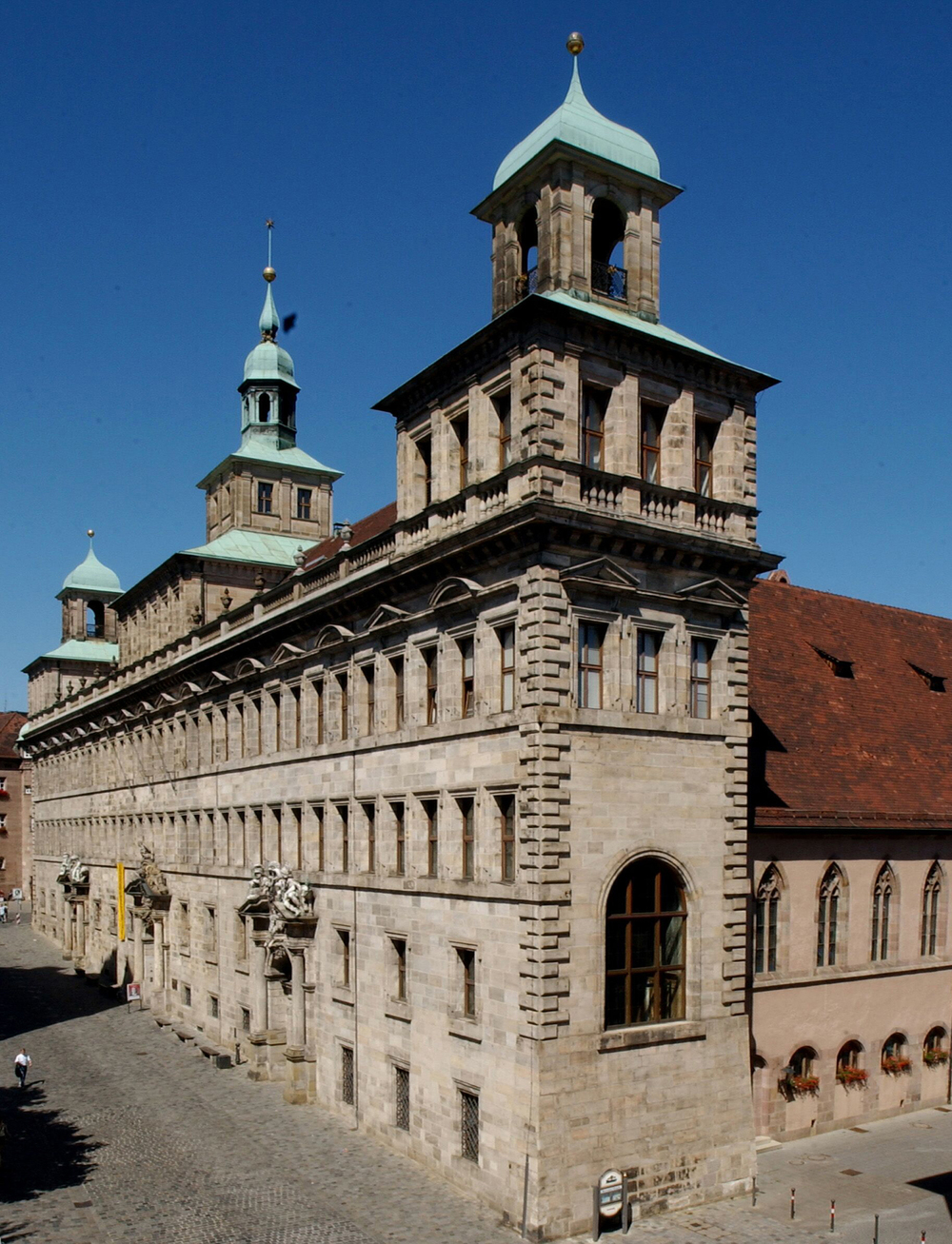 1571-1620; Jakob Wolff the Younger, architect