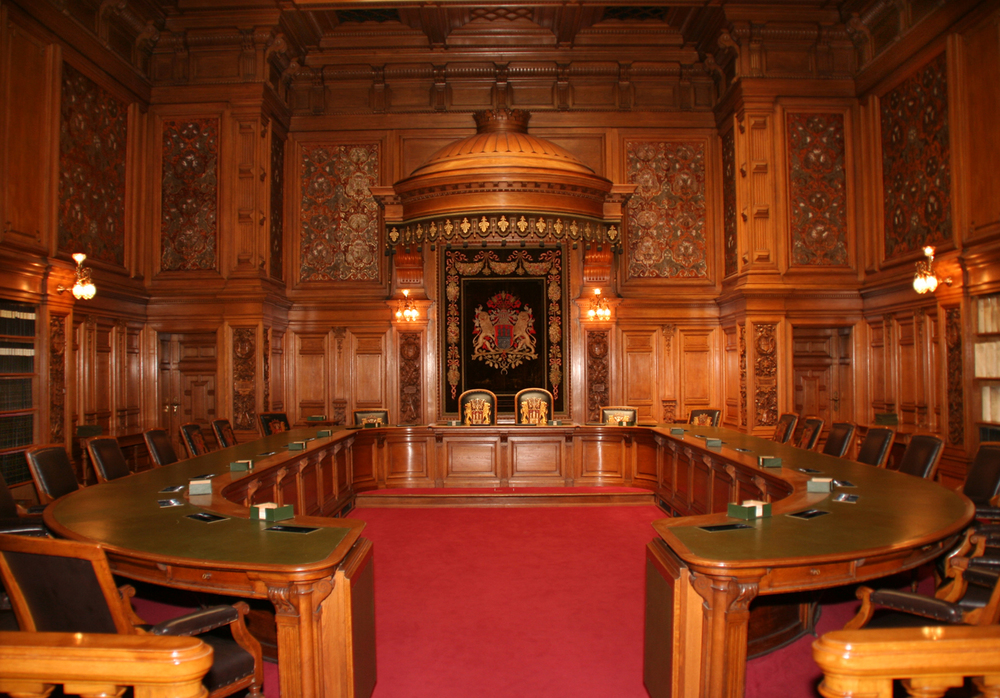 Senate Room (photo by Luxtonnere)