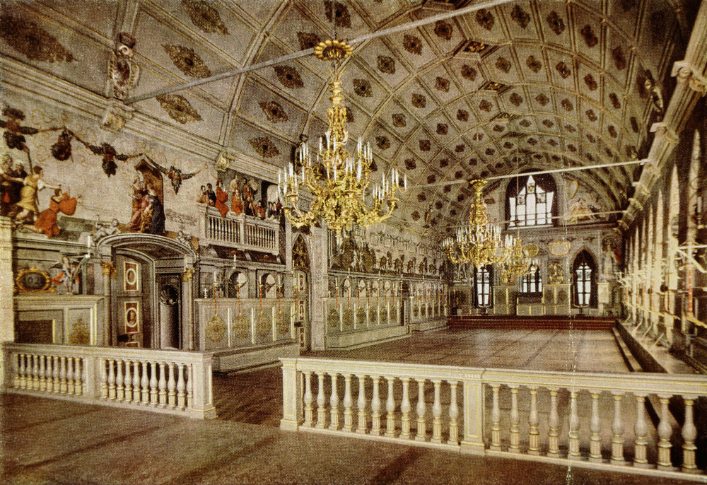 The Great Hall before 1945
