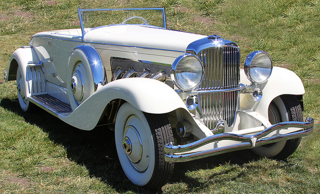 Doubly Classic: Restoration of Mae West's 1934 Duesenberg