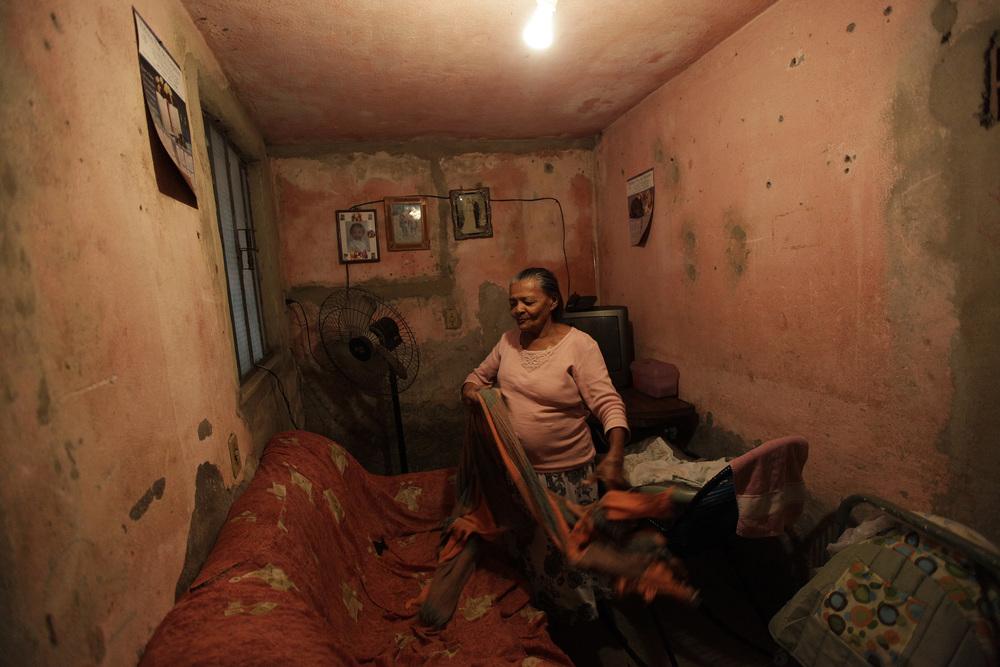 A Real-Life  Favela  in Rio de Janeiro (Reuters photo)