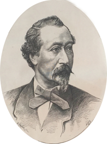 Senator Krantz, Commissiiner General of the 1878 Exposition