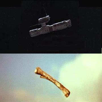 Stanley Kubrick,  2001: A Space Odyssey  (1968)