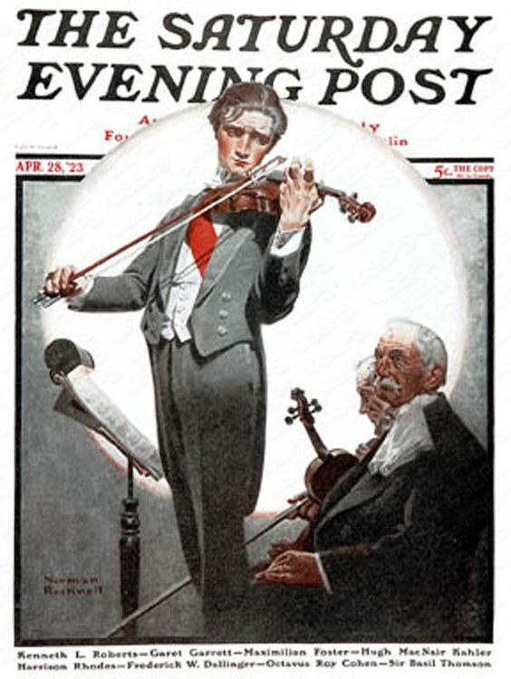 Rockwell violinists.jpg