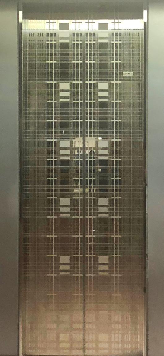 Tokyo City Hall elevator door.jpg