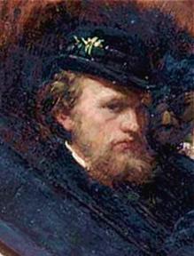 Carl Gustaf Hellqvist, 1851-1890