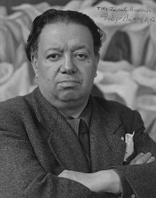 Diego Rivera, 1886-1957