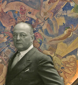 Hugo Ballin, 1879-1956